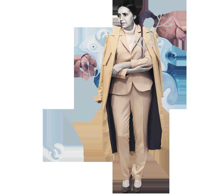 Речі: костюм FlowerChic, жилет та плащ – GOLDENBROWN, туфлі Wladna Shop