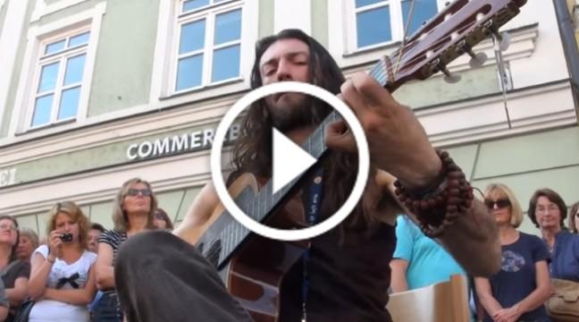 Цей українець став одним з найвідоміших вуличних музикантів світу