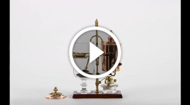 Ви коли-небудь бачили королівську кавоварку середини XIX століття?