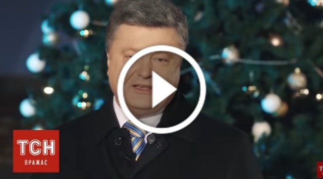 Українські президенти записали до Нового року спільну привітальну пісню