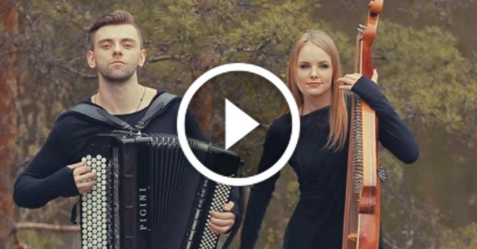 Один з найскладніших класичних творів українські музиканти зіграли на бандурі і баяні