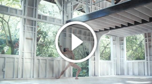 Укрїнський артист балету підкорив своїм танцем YouTube