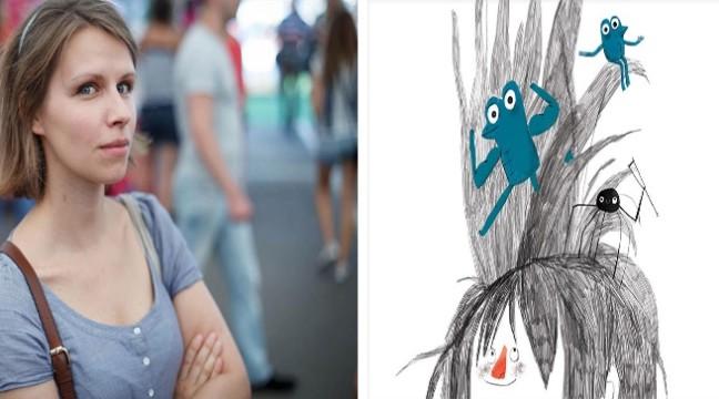 Українка увійшла в Топ-75 кращих ілюстраторів Світу