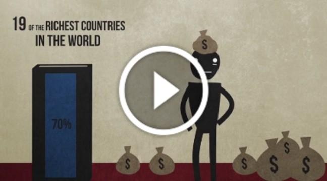 Чому одні країни бідні, а інші – заможні. Пізнавальне відео