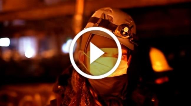 """""""Чорний Дим"""" – нова відеоробота Андрія Фріла до третьої річниці Революції Гідності"""