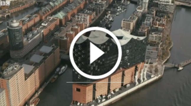 Таємнича Ельбська філармонія, на будівницьво якої пішло 876 млн доларів, нарешті відкрилася
