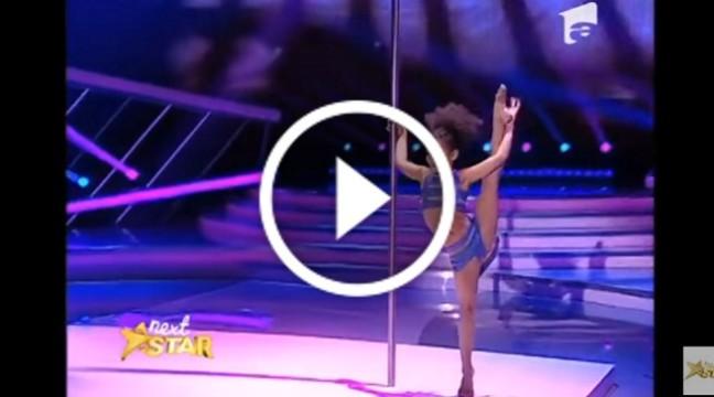 Неймовірний виступ 8-річної українкий, який підірвав румунське шоу талантів