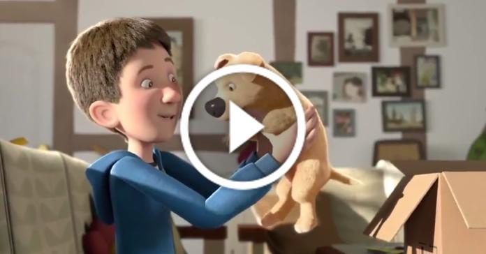 """""""Подарунок"""" – Проникливий короткометражний мультик, який отримав більше 50 нагород"""
