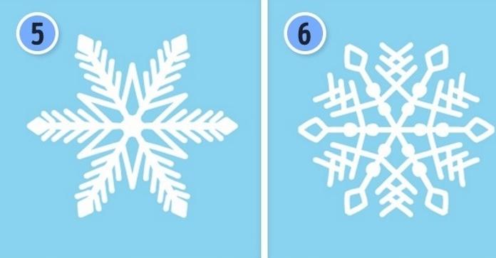 Тест: Виберіть сніжинку і дізнайтесь, які ваші сильні сторони