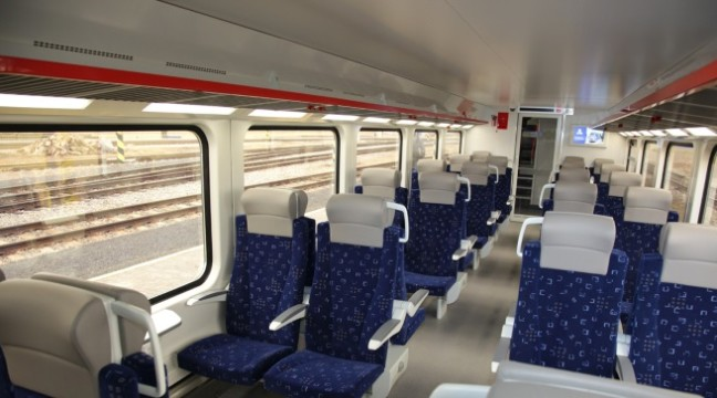 """""""Укрзалізниця"""" оголосила про Конкус на кращий дизайн-проект інтер'єру пасажирського вагона"""
