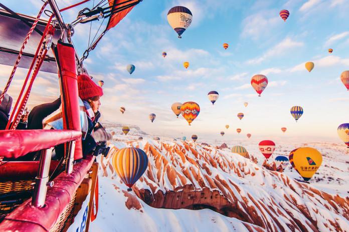 Коли реальність крутіша ніж фотошоп: 10 дивовижних фото Каппадокії