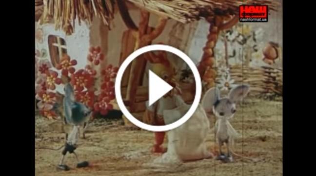 """""""Колосок"""" – гарний мультик за мотивами української народної казки"""