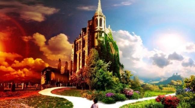 Чому люди незадоволені своїм життям? Притча про пекло і рай