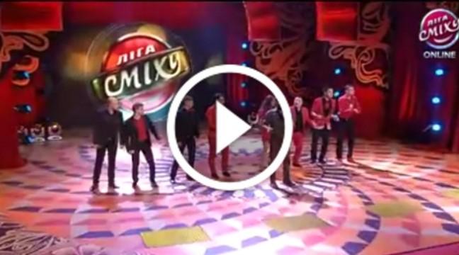Весняна пісня від VIP Тернопіль. Я плакала! :D
