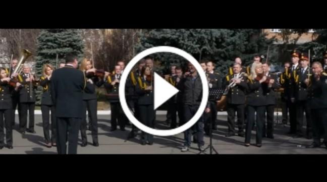 Олег Скрипка представив новий марш української армії