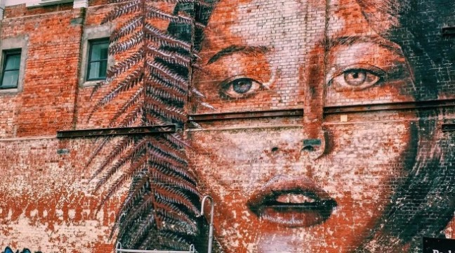 """Крайстчерч – новозеландська """"столиця вуличного мистецтва"""""""