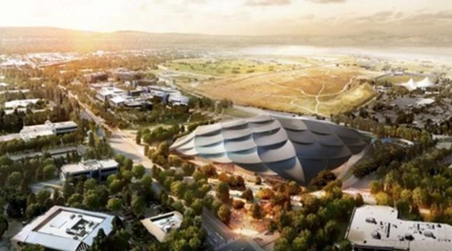 Google збудує нову штаб-квартиру, потрапити до якої зможе кожен охочий