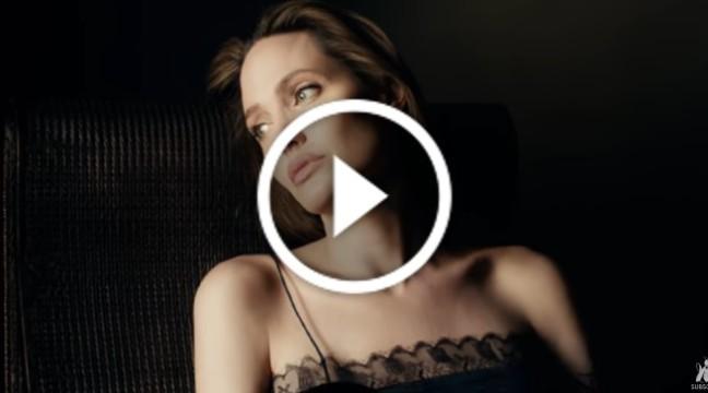 Анджеліна Джолі знялася у новому ніжному відеоролику