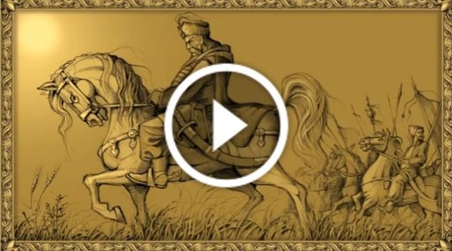 Аудіо-комікс про Івана Мазепу від Юрія Журавля (частина друга)