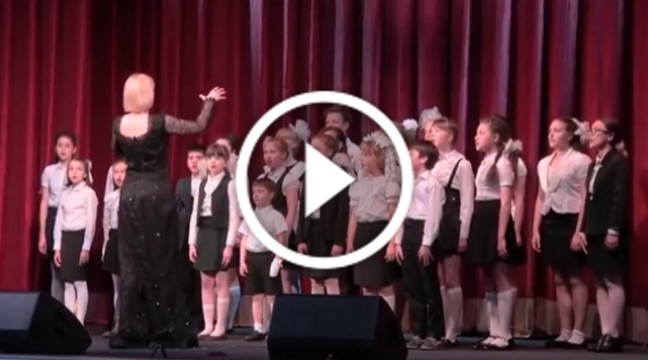 """Діти переспівали відому пісню гурту Rammstein – """"Mutter"""""""