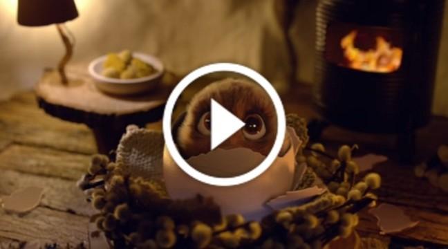 Зворушливий мультик про Великоднього зайчика
