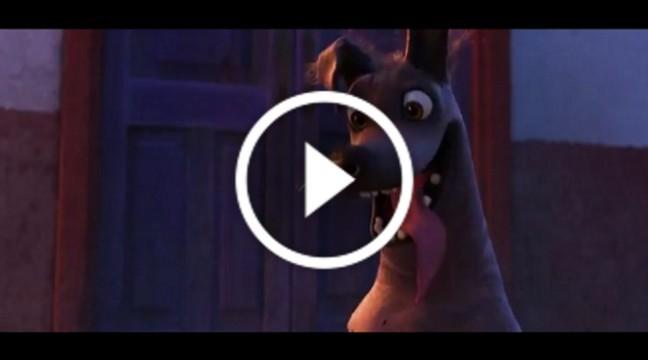 Піксар показав смішний промо-ролик з нового мультфільму «Таємниця Коко»