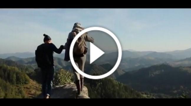 """Історія одного кохання у романтичному відео """"Ukraine – one love"""""""