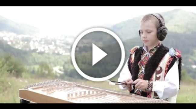 Українська пісня у виконанні музикантів з різних куточків України та світу