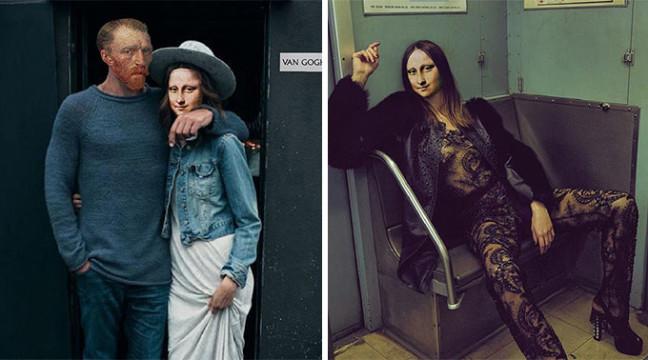 Якби Мона Ліза була хіпстером