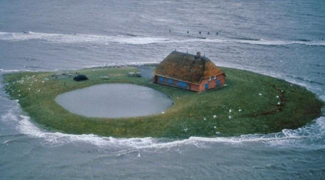 Халліги – відмілини біля узбережжя Німеччини для тих, хто гостро потребує відпочинку від цивілізації