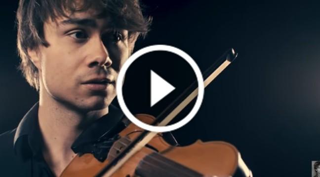 """Олександр Рибак виконав пісню Джамали """"1944"""" на скрипці. Дивовижно!"""
