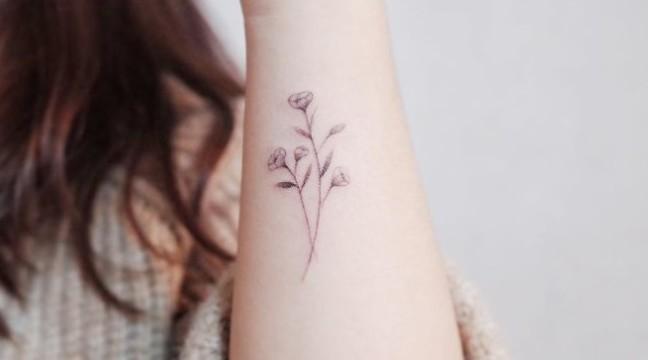 10 малесеньких татуювань для людей, які люблять мінімалізм