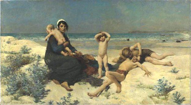 7 сильних картин Вірджинії Демон-Бретон про материнство
